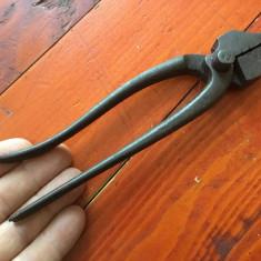 Scule / unelte - vechi cleste / patent - model deosebit !!!! - Metal/Fonta