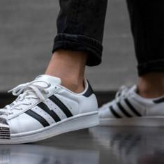 Adidasi Adidas Superstar Metal Toe -Adidasi Originali -BB5114 - Adidasi barbati, Marime: 44, Culoare: Din imagine