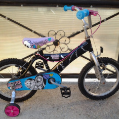 Monster High bicicleta copii - 16