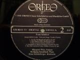 SCHUBERT - SELECTED SONGS (1981/Orfeo rec/West Germany) - VINIL