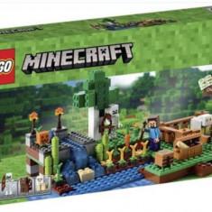 LEGO® Minecraft Ferma 21114