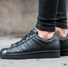 Adidasi Adidas Superstar Glossy Toe-Adidasi Originali - Marimea 40 - Adidasi barbati, Culoare: Din imagine