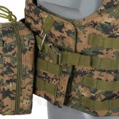Vesta tactica AAV FSBE Marpat [8FIELDS] - Echipament Airsoft