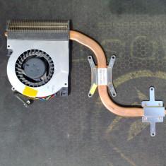 Cooler ventilator + radiator laptop Asus PRO55S, X50SL - Cooler laptop