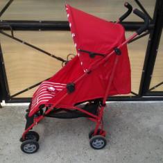Mother Care Red Nanu, carucior sport copii 0 - 3 ani - Carucior copii Sport Mothercare, Altele