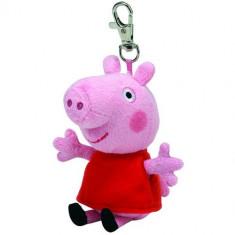 Breloc Peppa Pig 8.5 cm - Breloc Barbati