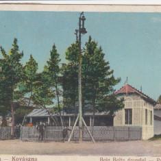 COVASNA BAIA BALTA DRACULUI CIRCULATA 1923 - Carte Postala Transilvania dupa 1918, Printata