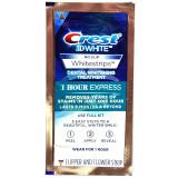 Albirea Dintilor cu Crest Whitestrips 1-Hour Express - 1 PLIC