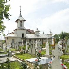Vand 2 Locuri veci cimitirul Cernica 2 - Loc de veci