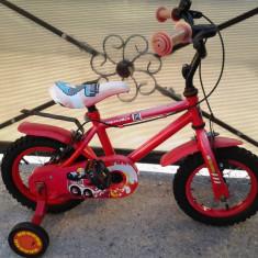 Fireman by Apollo, bicicleta copii 12