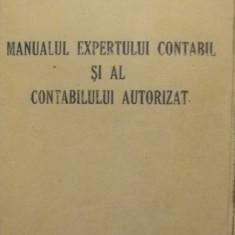 Vasile Darie - Manualul expertului contabil si al contabilului autorizat - 37879 - Carte Economie Politica
