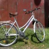Vand bicicleta germana de oras - Bicicleta Dama, 20 inch, 28 inch, Numar viteze: 18