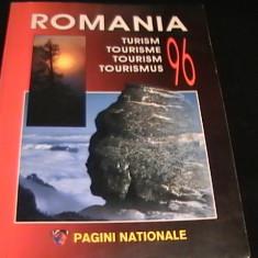 ROMANIA-TURISM-/1996-377 PG A3-PAGINI NATIONALE- - Turism Delta Dunarii