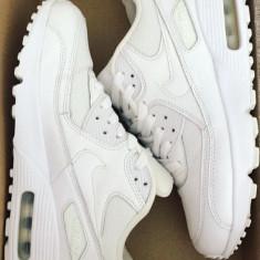 Nike Air Max - Adidasi dama Nike, Culoare: Alb, Marime: 38