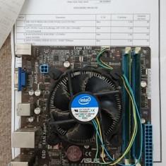 Placa de baza Asus P8H61-M LX + 8GB ram + Procesor i3 IvyBridge 3,30 Ghz
