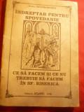 Protos.Nicodim Mandita - Indreptar pentru Spovedanie - Ed. Agapis 1996