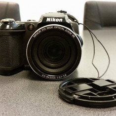 Aparat foto Nikon Coolpix L120 + geanta, card, incarcator - Aparat Foto compact Nikon