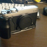 Camera mirorless Fujifilm X-E2 silver body - garantie F64