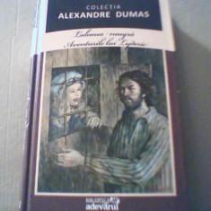 Alexandre Dumas - LALEAUA NEAGRA * AVENTURILE LUI LYDERIC { Biblioteca Adevarul} - Roman, Anul publicarii: 2011