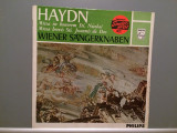 HAYDN - MISSA in HONEREM/MISSA BREVIS (1974/PHILIPS/HOLLAND) - VINIL, universal records