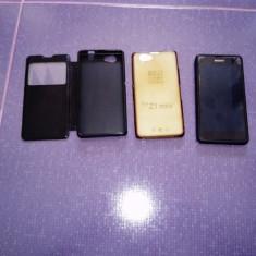 Sony Xperia Z1 Compact perfect funcțional trei huse și încărcător - Telefon mobil Sony Xperia Z1 Compact, Negru, Neblocat