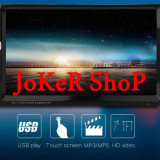 DVD Player auto 2din 7 HD Touchscreen,Bluetooth,USB,AUX,MP3,DVD,SD,Mirrorlink
