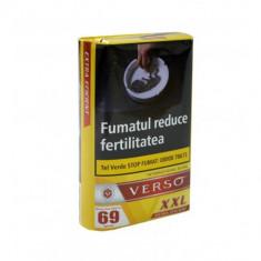 Tutun rulat Verso XXL-30grame--aproximativ 69 tigarete