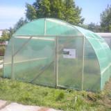 Solarii legume si florii - Sera