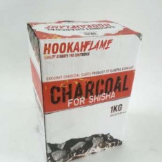 Narghilea Carbuni Cocos Hookah flame 1 KG - Carbuni narghilea