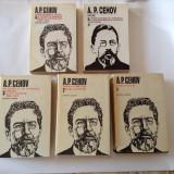 CEHOV - OPERE, in 5 volume, Editura Univers (1986-1999),r3