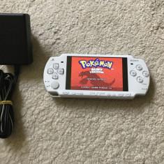 PSP Sony Slim MODAT card 2GB 30 JOCURI PSP Sony+jocuri nintendo Super Mario, Zelda, Pokemon