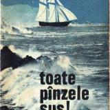 TOATE PANZELE SUS! de RADU TUDORAN VOLUMUL 1