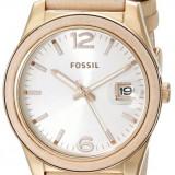 Fossil ES3732 ceas dama 100% original. Garantie. Livrare rapida., Casual, Quartz, Inox, Piele, Data