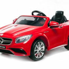 Masina electrica Copii Mercedes S63 - Masinuta electrica copii Altele