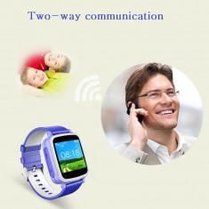 Smartwatch copii, model GL60, GPS traker, alarma, buton SOS
