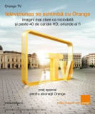 Antene satelit Orange tv