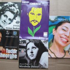 Lot 5 bucati: CD, Muzica romaneasca, Luigi Ionescu, Anca Parghel, Tudor Gheorghe - Muzica Folk Altele