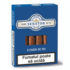 Tigari de foi - Senator 55grame--tutun pentru rulat sub forma de tigarete