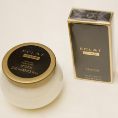 Set Eclat Femme de la Oriflame- parfum si crema, noi, sigilate! - Set parfum
