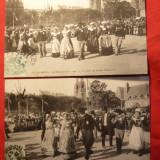 2 Ilustrate TCV - Festivalul Recoltei - Dansuri Bretone, Circulata, Printata