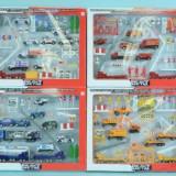Set vehicule cu accesorii 40 piese