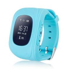 Smartwatch copiii, GPS tracker, telefon, buton SOS