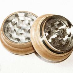 Grinder Lemn dinti tocat romb aliaj Zinc