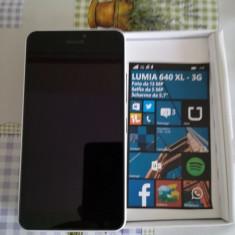 Microsoft Lumia 640 XL - Telefon Microsoft, Alb, Neblocat