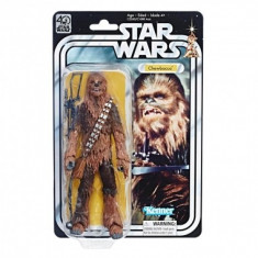 Star Wars Black Series 15 cm 40th Anniversary, Figurina Chewbacca - Figurina Povesti Hasbro