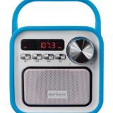 BOXA BLT SERIOUX JOY BLUE, 5W - Boxa portabila