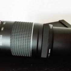 Obiectiv Canon EF 75-300 mm f 4-5.6 III - Obiectiv DSLR