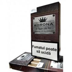 Tigari de foi Korona---tutun maruntit pentru rulat in forma de tigarete--45gr