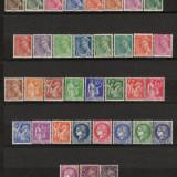 Franta.1938/42 Pacea, Mercur, Iris si Ceres XF.66, Nestampilat