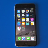 iPhone 6 Apple Black 16GB, Negru, Neblocat